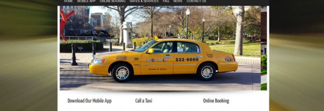 Yellow Cab Launches New Website!